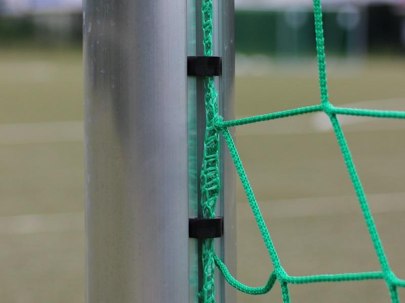 Tor mit Netzhaken