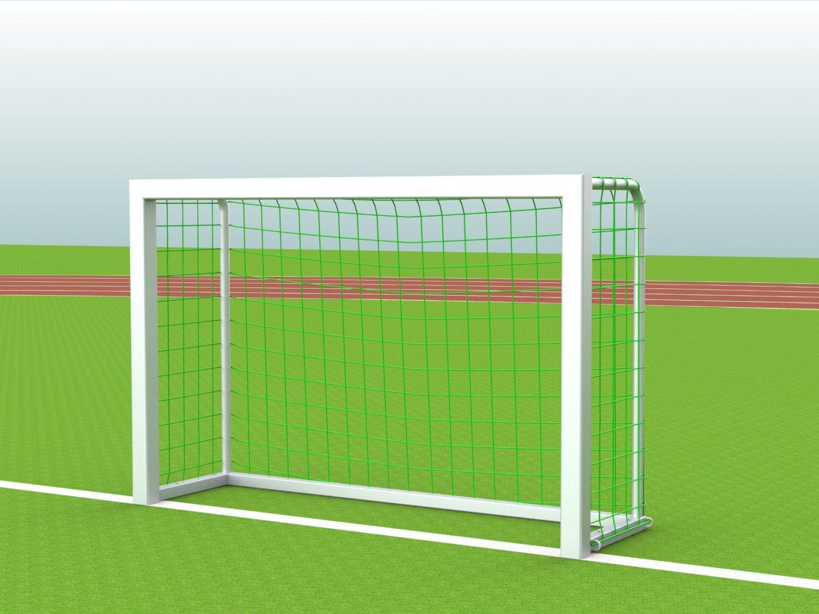 Minitor für den maximalen Spielspaß auf dem Trainingsplatz und im Garten