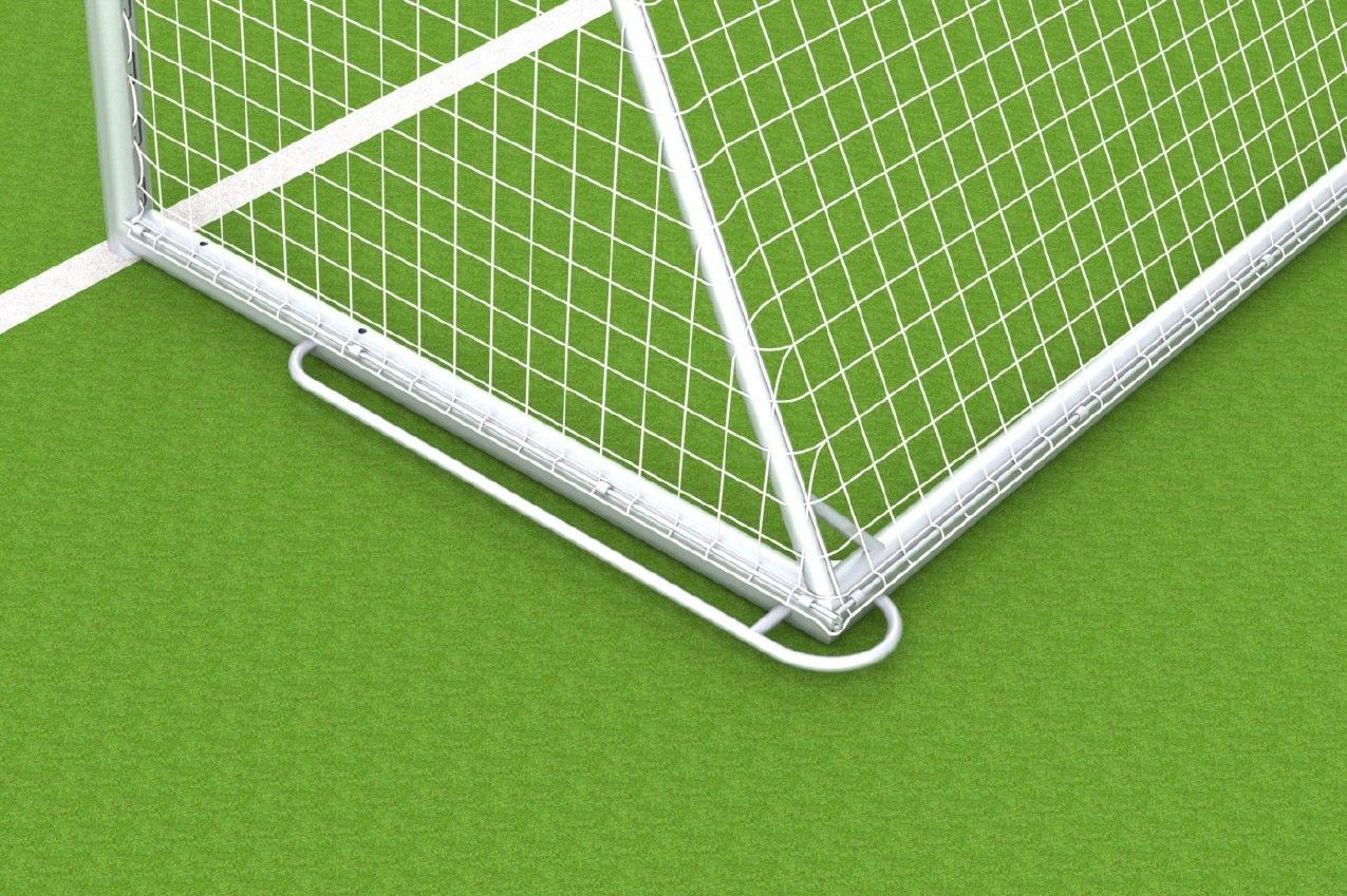 Jugendfußballtor nach BW-Standard aus Aluminium