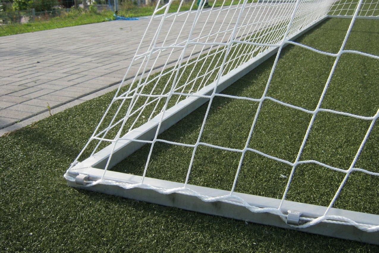 Bodenrahmen für Jugendtor mit 1,50 m Auslage von artec Sportgeräte