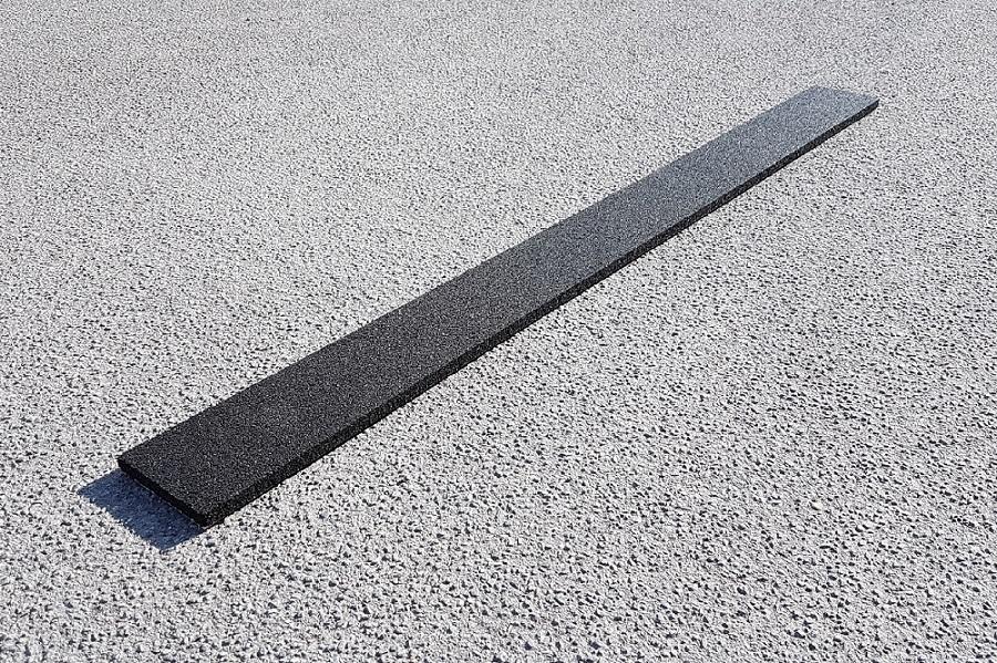 Einlegeprofil für Absprungbalken aus Aluminium / Kunststoff von artec Sportgeräte