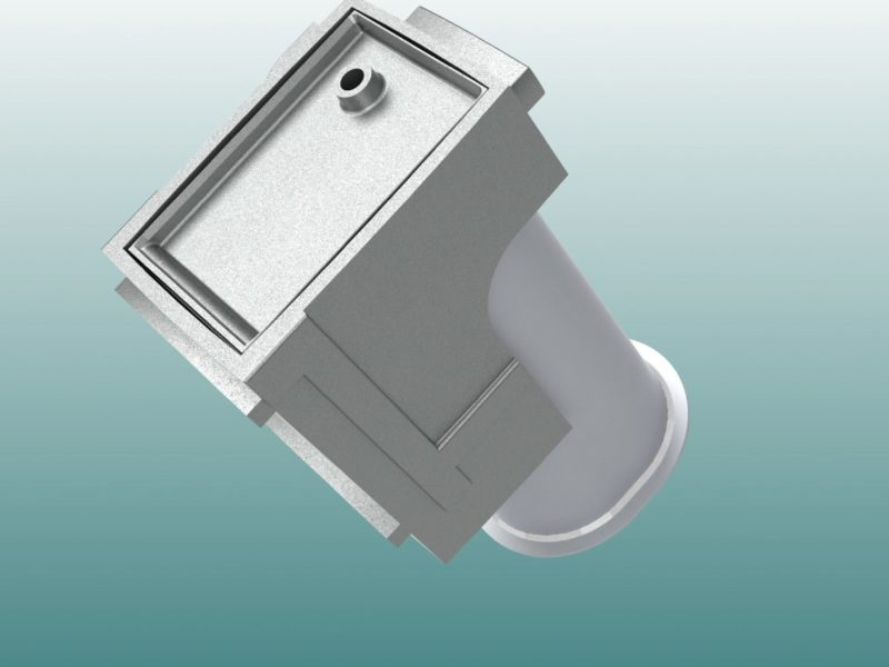 Ground socket special for pole vault stands
