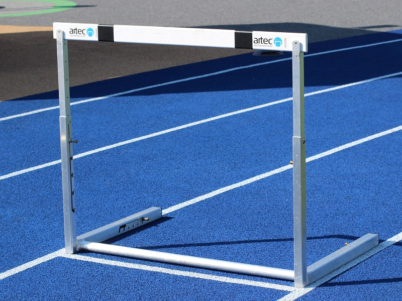Competition hurdle for athletics
