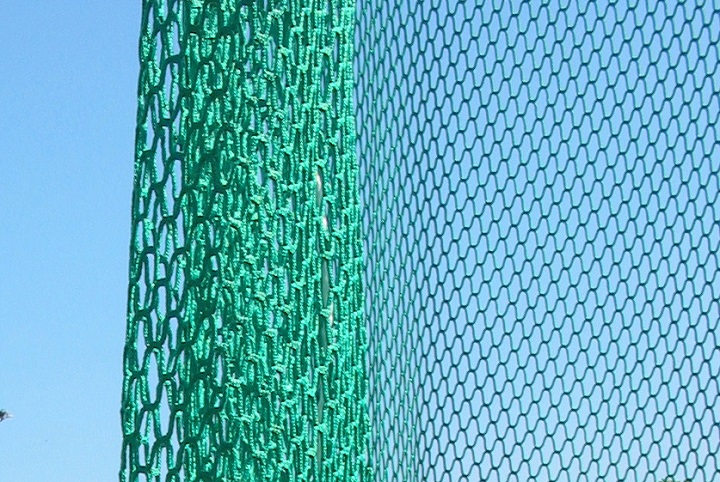 Net for discus cage with 4.0 m height
