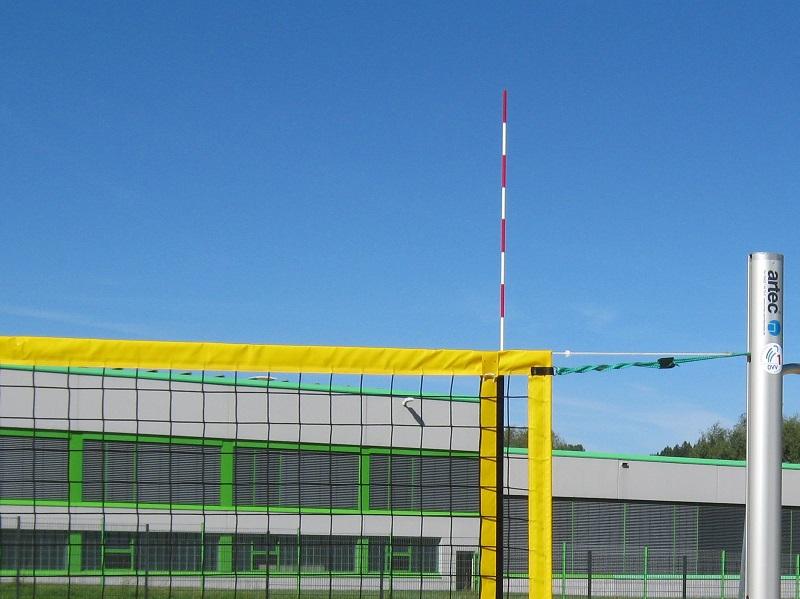 Beachvolleyball-Antennen
