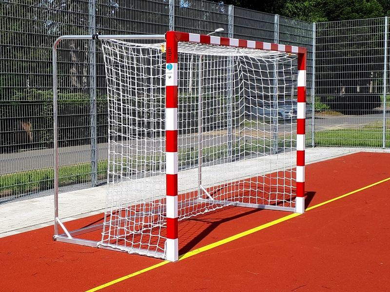 Handballtor aus Aluminium