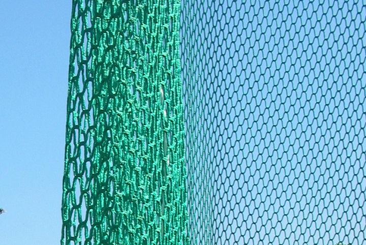 Netz für Diskuswurfschutzgitter, Höhe: 6,0 m