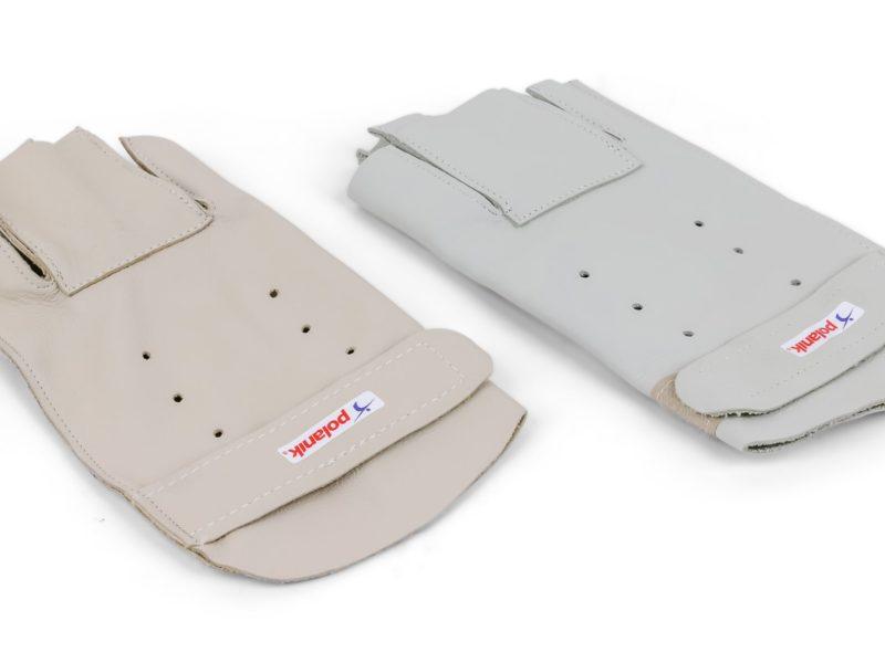 Hammerwurf-Handschuh aus Leder für die linke und rechte Hand