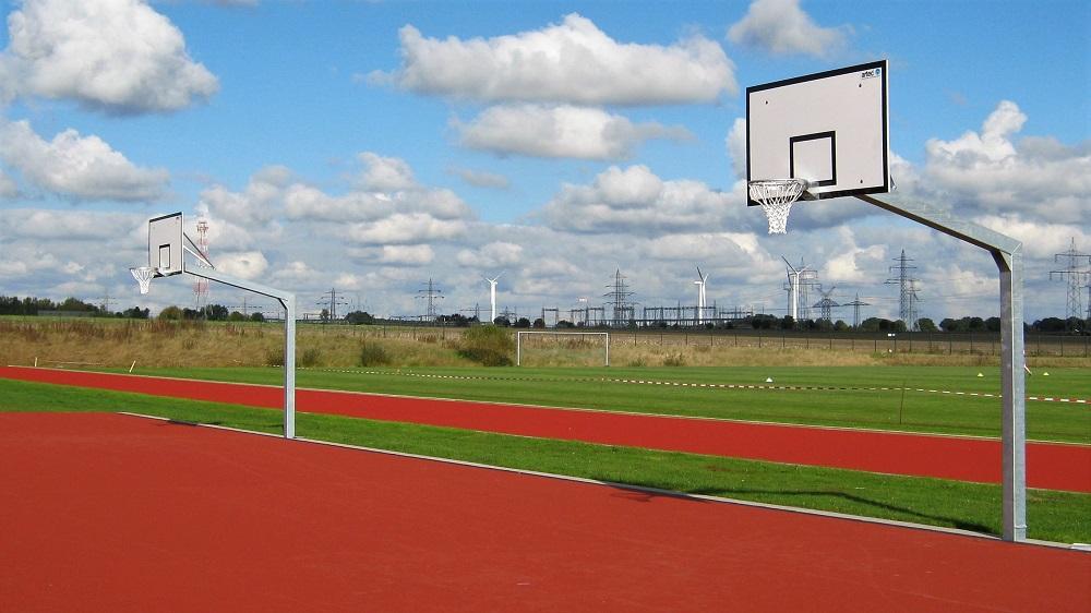 Basketball-Anlagen vom Hersteller