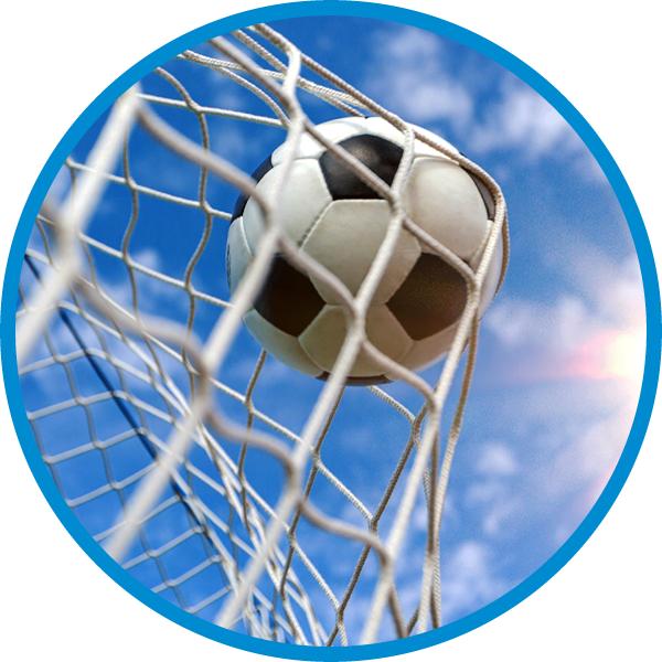 Fußballtore und Sportgeräte vom Hersteller
