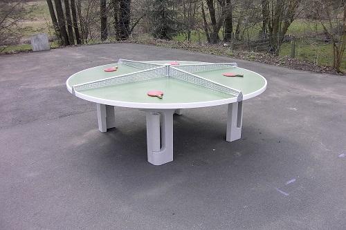Tischtennis-Tisch Rondo