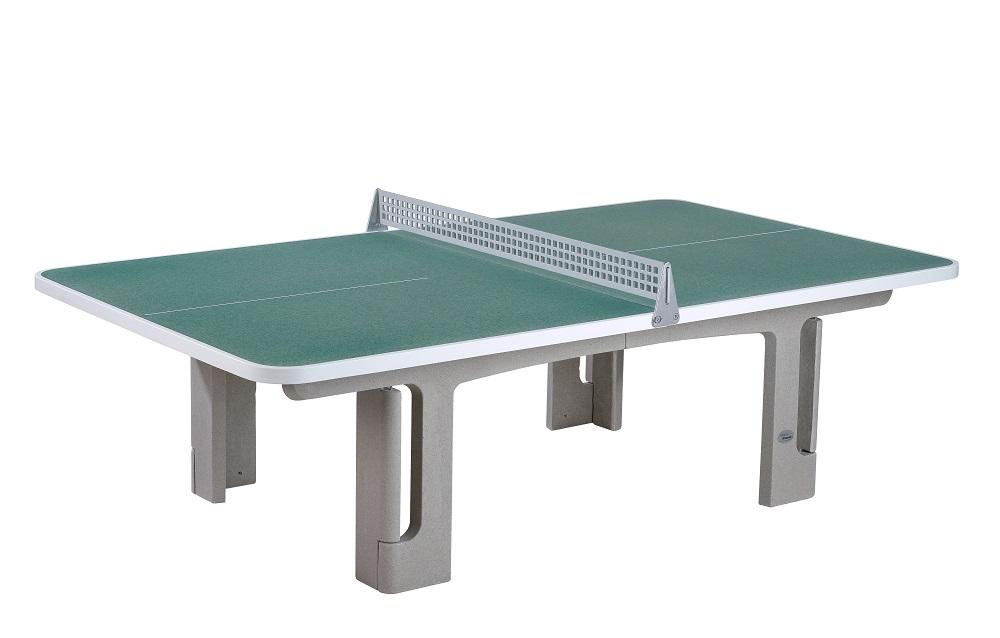 Tischtennisplatte Solido P30-R granitgrün